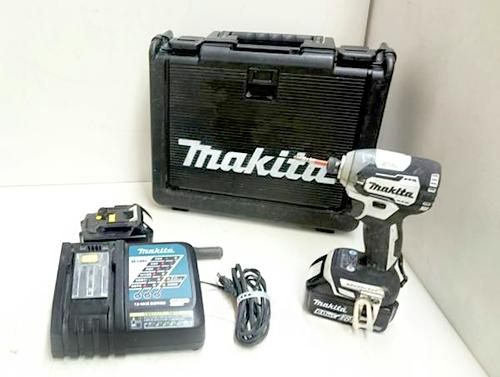 makita インパクトドライバー TD170DRGXW